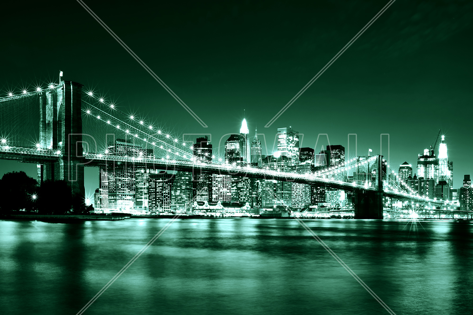 Brooklyn Bridge   Green Part 51
