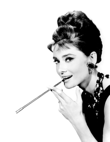 Fototapet - Breakfast at Tiffany's