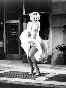 Fototapet - The Seven Year Itch