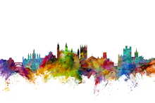 Wall mural - Cambridge Skyline