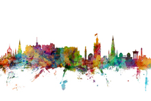 Wall mural - Edinburgh Skyline