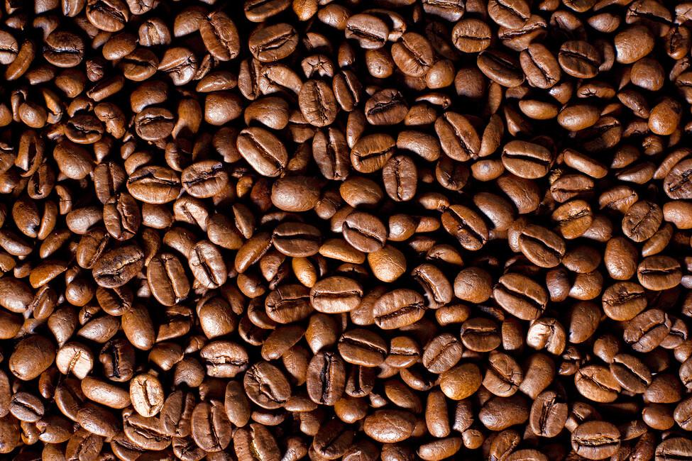 Coffee Beans - Canvas Print & Canvas Art - Photowall