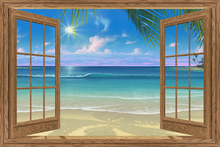 Wall Mural - View of Paradise