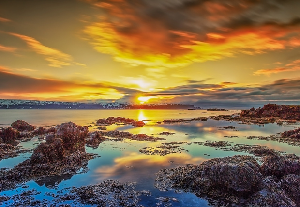 Scenery Of West Iceland Wall Mural Amp Photo Wallpaper