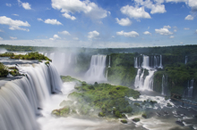 Wall Mural - Iguazu Waterfall
