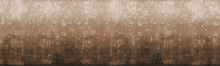 Wall mural - Lost Diamonds - Copper