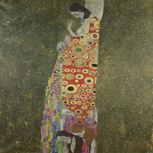 Canvastavla - Klimt, Gustav - Hope II