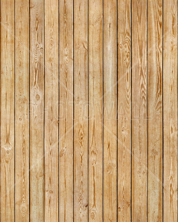 Wooden Plank Wall