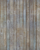 Tapet - Wooden Plank Wall - Old Silver