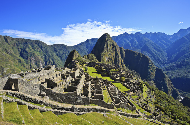 Machu Picchu Wall Mural Amp Photo Wallpaper Photowall