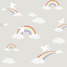 Wallpaper - Unicorns & Rainbows