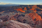 Mural de pared - Dead Horse Point