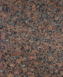 Fototapet - Black and Brown Granite