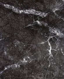 Wall mural - Gray Marble Close Up