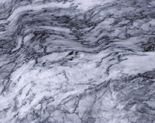 Canvastavla - Smooth Marble Close Up