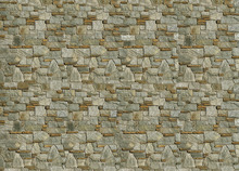Wall mural - Decorative Stone Wall