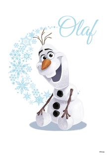 Canvastavla - Frozen - Happy Olaf