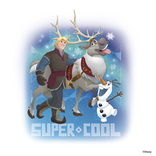 Canvastavla - Frozen - Super Cool