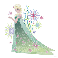 Canvastavla - Frozen Fever - Fantastic Elsa