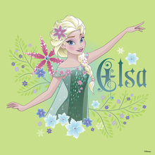 Canvastavla - Frozen Fever - Elsa