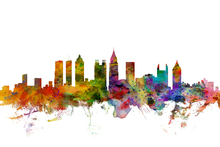 Wall mural - Atlanta Georgia Skyline