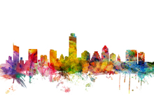 Wall Mural - Austin Texas Skyline