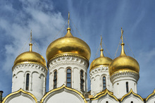 Wall mural - The Cathedral of the Dormition