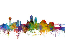 Wall mural - Knoxville Tennessee Skyline