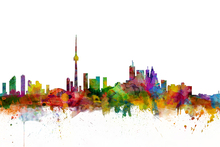 Canvas print - Toronto Skyline