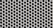 Wallpaper - Metal Holes