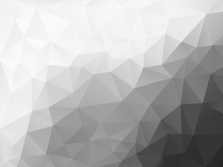 Polygonal Grey Shades 2
