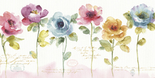 Wall Mural - Rainbow Seeds Floral
