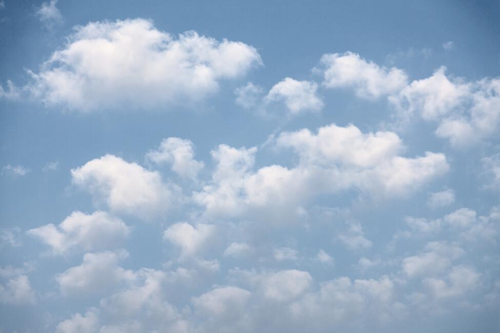 Cloud Sky Wall Mural Amp Photo Wallpaper Photowall