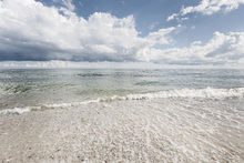 Canvas print - Baltic Sea