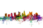 Wall mural - Columbus Ohio Skyline