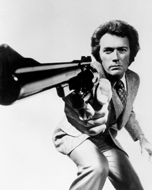 Canvas print - Magnum Force