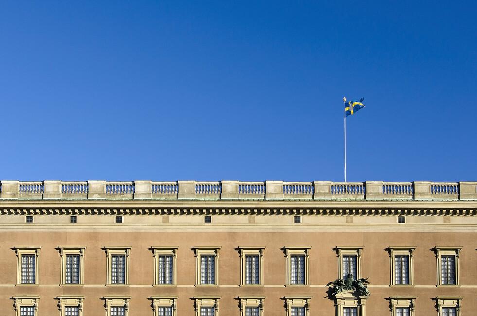 Details of Stockholm Palace