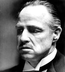Canvas print - The Godfather - Don Vito Corleone
