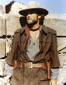 Wall mural - The Outlaw Josey Wales - Color