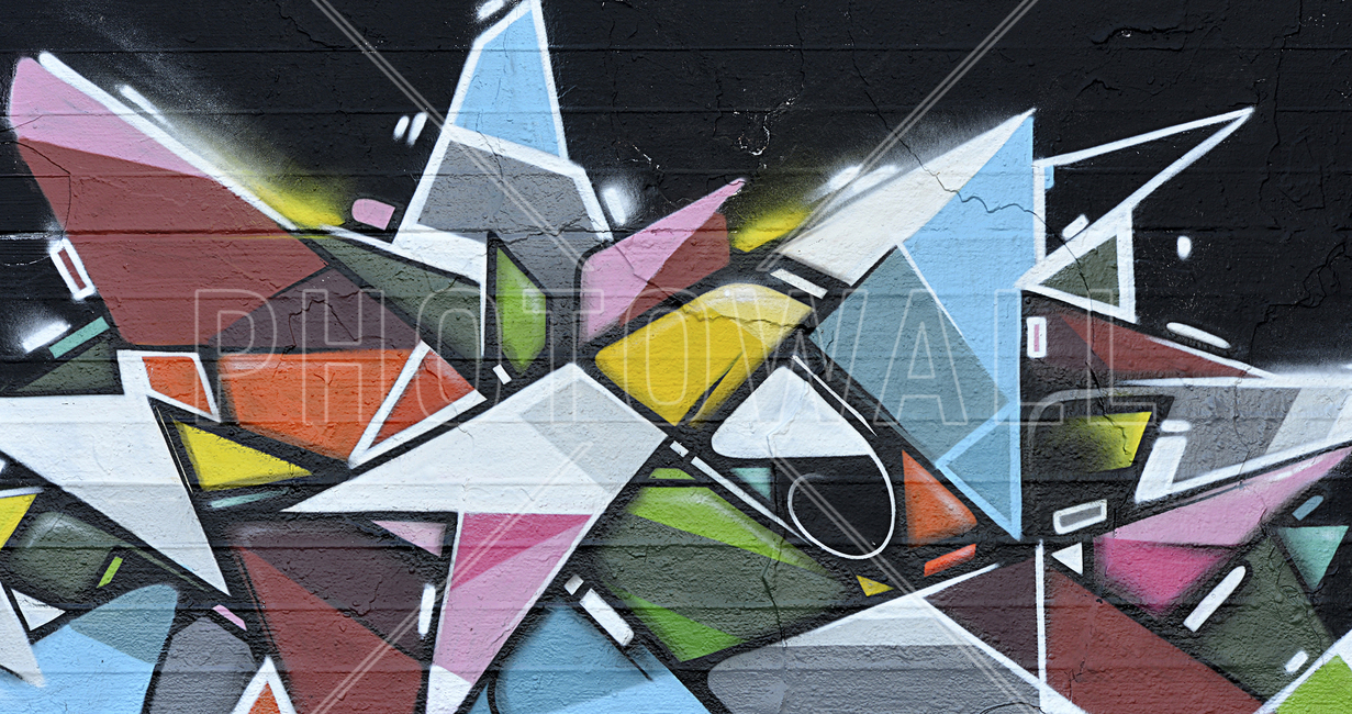 Geometric Graffiti