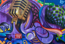 Wall mural - Park Avenue Graffiti