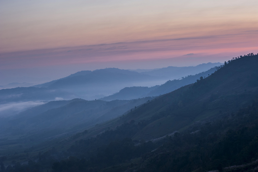 Northern Thailand Landscape Wall Mural Amp Photo Wallpaper