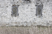 Wall mural - Old Stone Barn