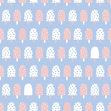 Wallpaper - Ice Cream Pink