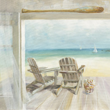 Wall Mural - Seaside Morning