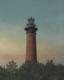 Canvas print - Currituck Beach Lighthouse