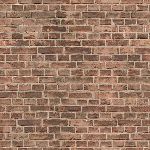 Amsterdam brick wall wall mural photo wallpaper for Brick mural wallpaper