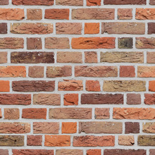 Wallpaper - Varied Brick Wall