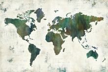 Wall Mural - Discover the World