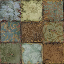 Wall Mural - Tapestry Tiles 1